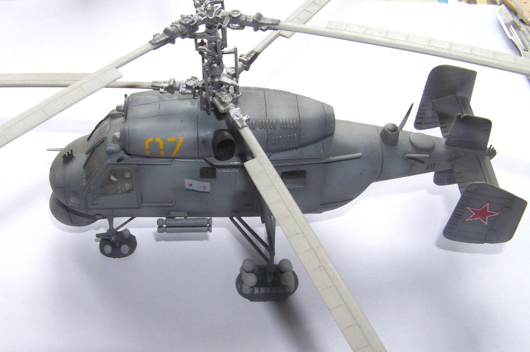 1:72 Ka-25 by Paweł Mroczkowski