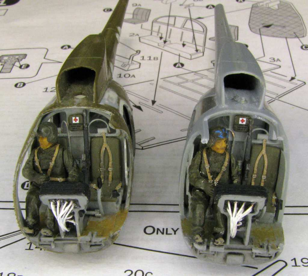 Double 1:72 OH-6A Loach WIP - FINISHED AT LAST! - Page 3