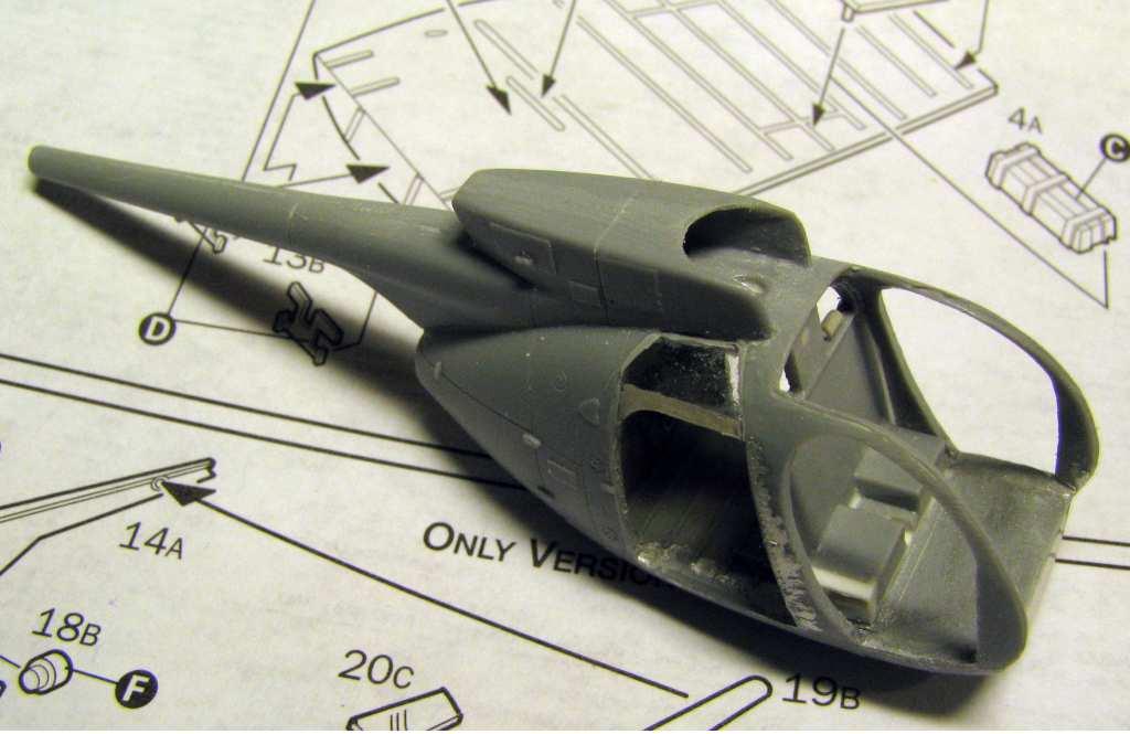 1:72 Italeri/AZ Model OH-6A Loach/Cayuse by Pawel