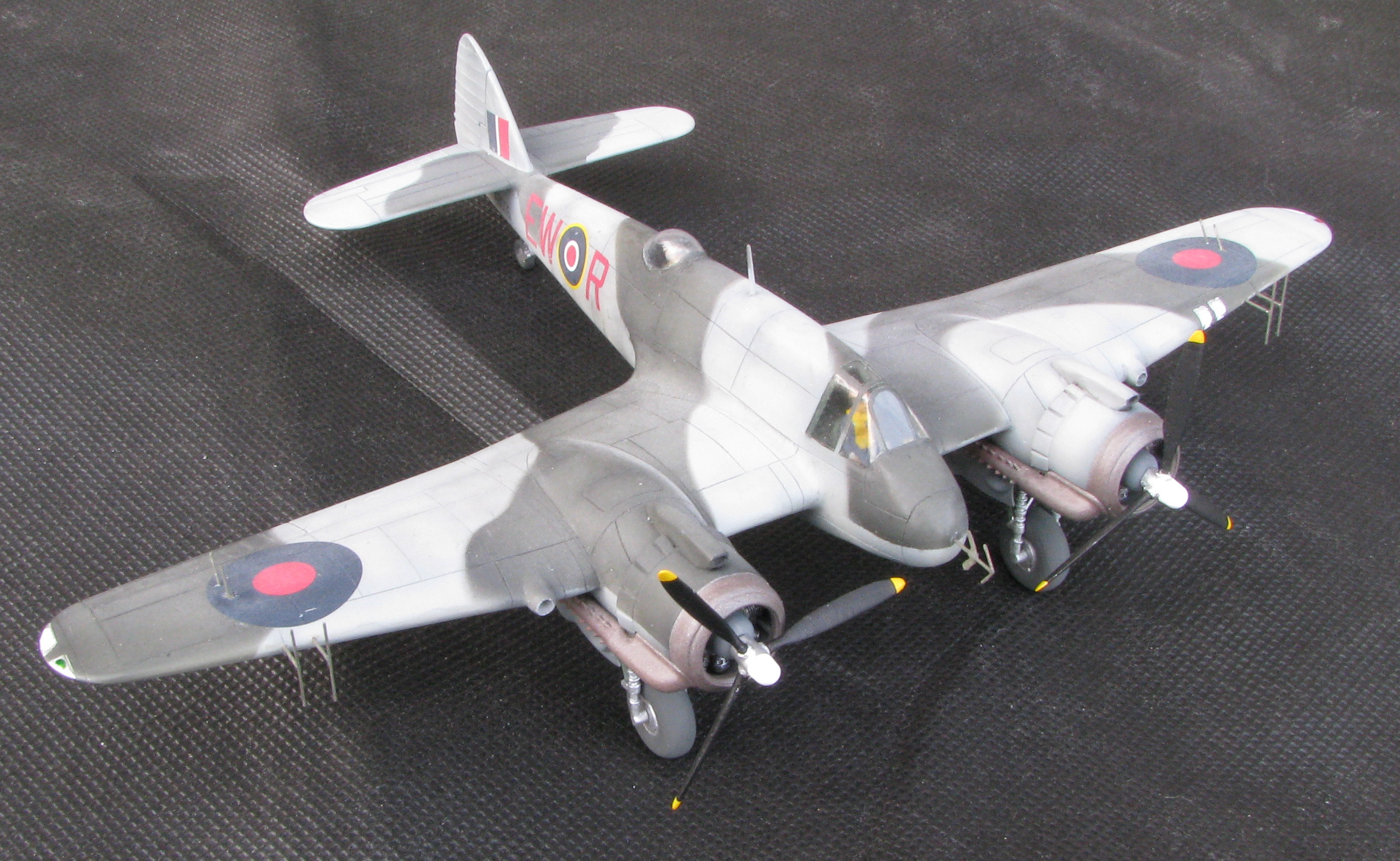 1:72 FROG/NOVO Beaufighter  rebuild by Pawel