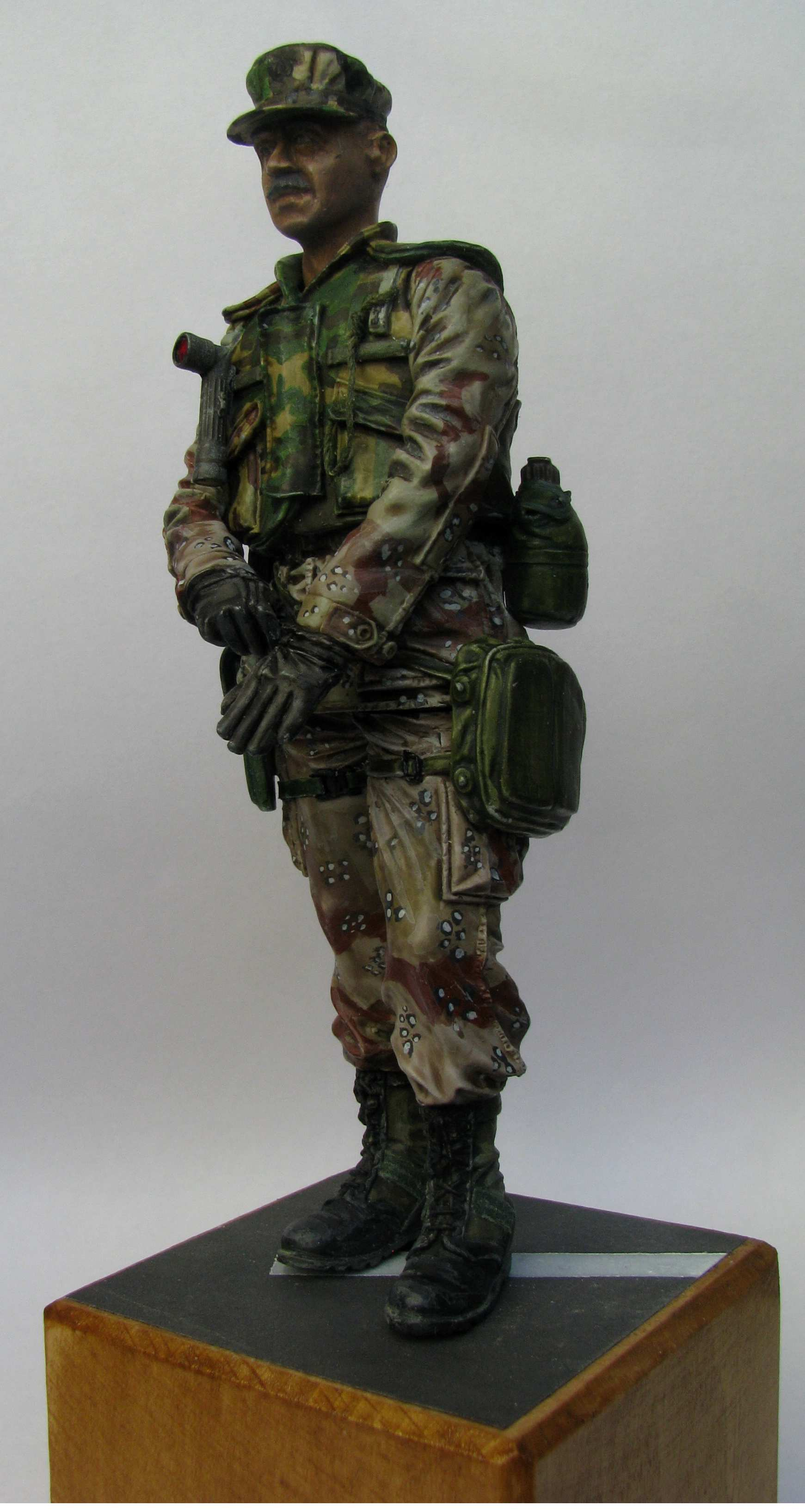 Verlinden 120mm (1/16) USMC Marine during Operation Desert Storm in Kuwait 631