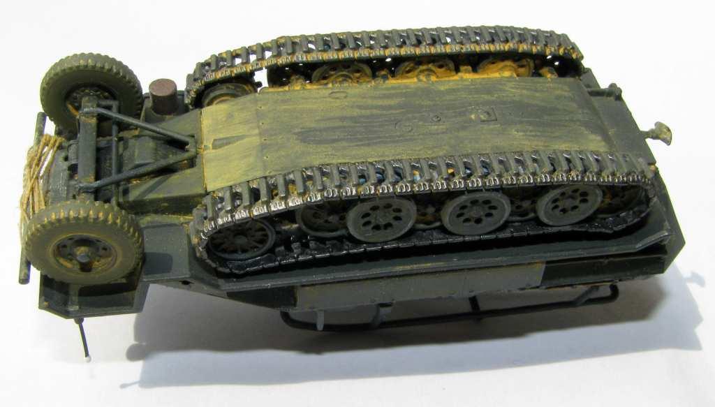 1:72 F2F Sd. Kfz. 251/6 Ausf. A by Pawel
