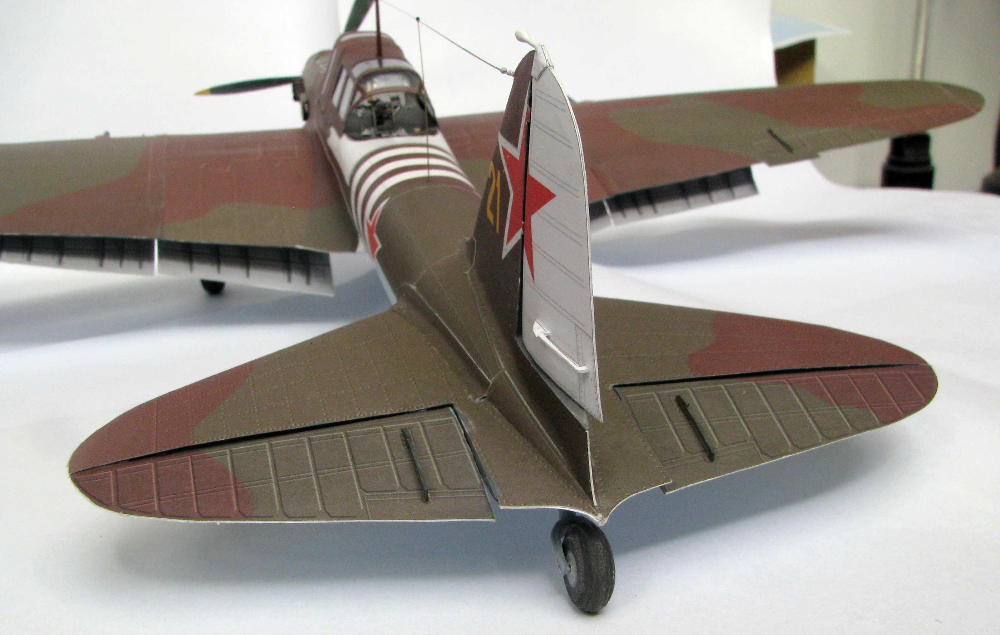 GPM 1:33 Il-2m3 Stormovik by Pawel