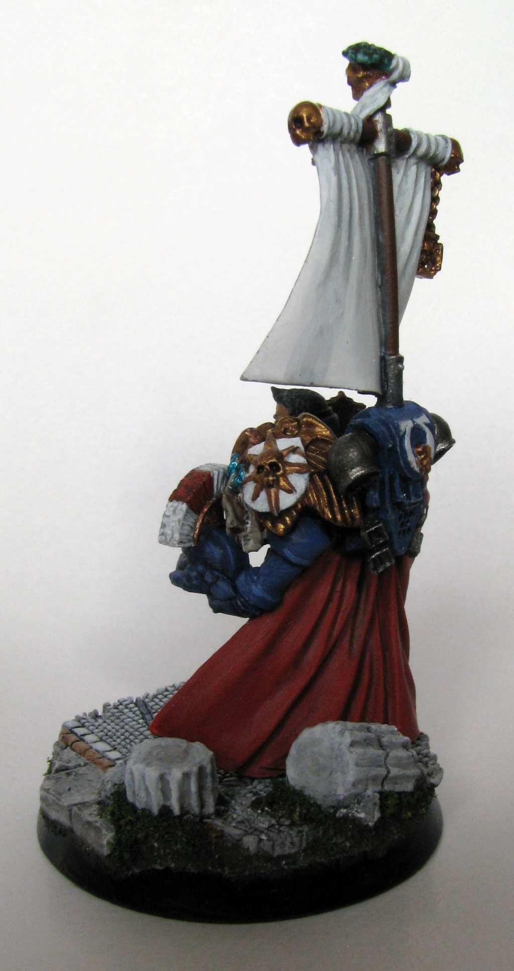 Space Marine Captain Sicarius by Pawel