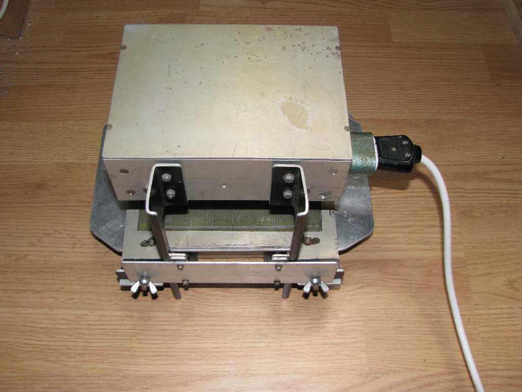 vacuform machine diy